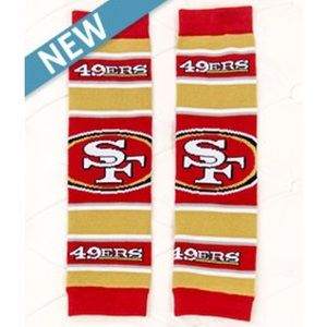 Other - NFL 49ers Baby Leggings/Warmers