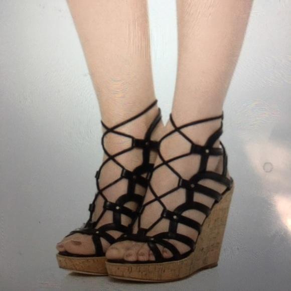 ef46e35a350 Joie Shoes - Joie Larissa Wedge Sandal