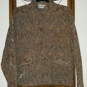 Flashback  Jackets & Blazers - Awesome Flashback brocade blazer