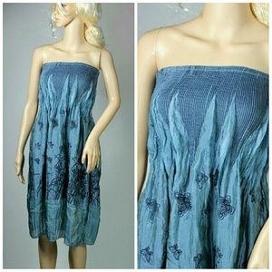 Lapis Dresses & Skirts - LAPIS • Shades of Blue Dress