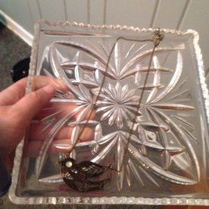 Jewelmint Jewelry - Jewelmint bird necklace