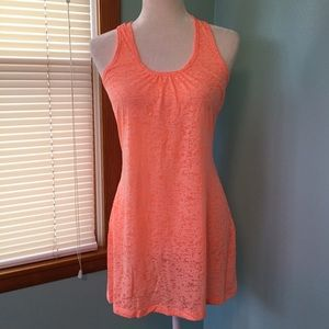 Miken Other - NWT Miken Swimwear Cover Up in Cantaloupe  - L