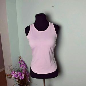 New Balance Tops - New Balance Blush Pink Workout Top