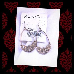 Kenneth Cole Jewelry - Kenneth Cole earrings. Never worn. NWT
