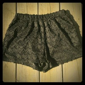 Very J Pants - Perfect pair of black shorts NWOT