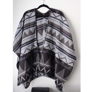 Other - Super warm poncho