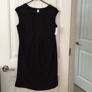 Old Navy Little Black Maternity Dress NWT