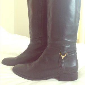 Etienne Aigner Shoes - ETIENNE AIGNER classic riding boots