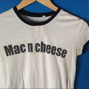Mighty Fine Tops - Mighty Fine | Mac N Cheese Tee