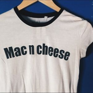 Mighty Fine Tops - Mighty Fine | Mac N Cheese Tee