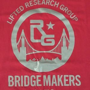 Lrg Other - Men's LRG Lifted Research Group Red New Tshirt