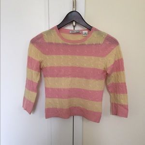 Autumn Cashmere Sweaters - Autumn Cashmere cable sweater, PXS