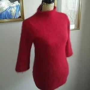 Zara sweater Angora
