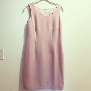 Chadwicks Dresses & Skirts - Blush/pale pink sheath dress