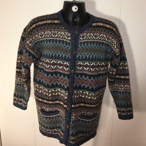 Woolrich Sweaters - Woolrich Wool Sweater x Cardigan x Buttondown