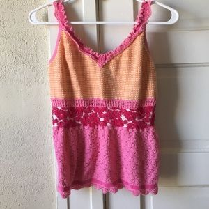 Oilily Tops - Oilily knit tank