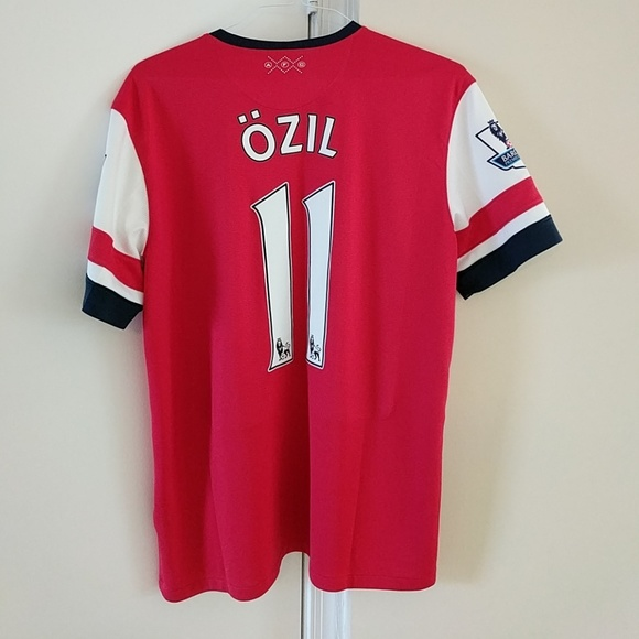new style 04829 1022d Ozil Arsenal FC jersey