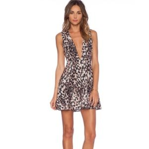 Naven Dresses & Skirts - NBD x Naven See No Evil Leopard Dress