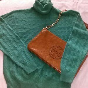 Diane von Furstenberg Sweaters - FINAL SALE! DVF Vintage Cable Turtleneck Sweater