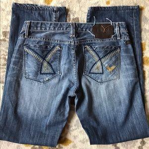 Vigoss Denim - Vigoss Studio jeans Sz 29 mid rise