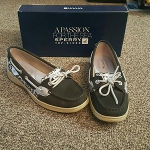Sperry Top-Sider Shoes - Sperry Top-sider Angelfish Sz 6