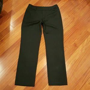 MERONA TARGET BLACK DRESS PANTS CLASSIC 10