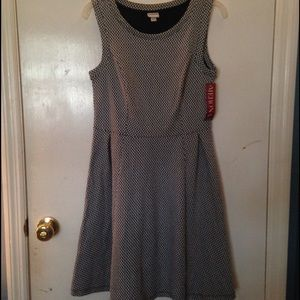 NWT Merona patterned dress
