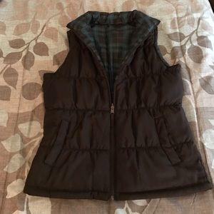 Merona Jackets & Blazers - Reversible Puffer Vest