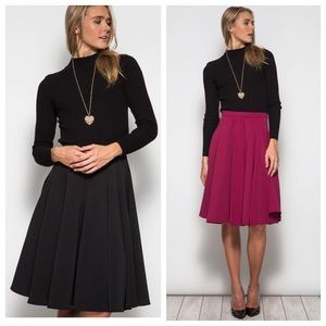 She and Sky Dresses & Skirts - Midi Skirt. Classic style.