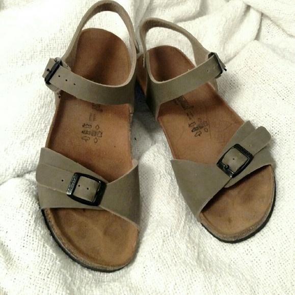 21a5a75424c25 Birkenstock Shoes | Sale Authentic Goldstar Sandals | Poshmark