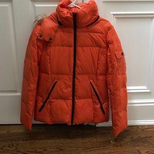 SAM. Jackets & Blazers - Orange SAM jacket in size small