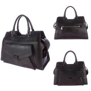 Proenza Schouler Handbags - [Proenza Schouler] PS13 Black Leather Satchel