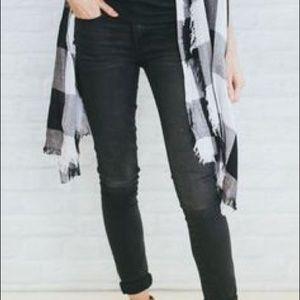 Buffalo Denim - Buffalo Hope Greyish Black Skinny Jeans in 30 8/10