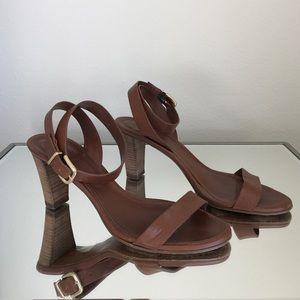 J. Crew Shoes - J. Crew Ankle Strap Sandals