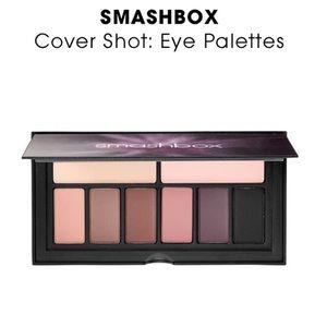 Smashbox Other - Smashbox Cover Shot eye palette in Matte