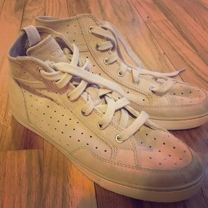 Coach Suede High top sneakers