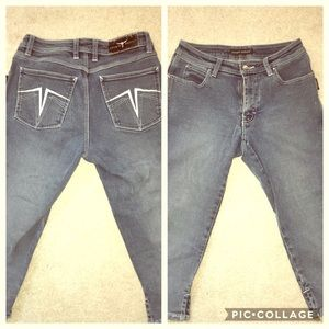 sergio valente Denim - Classic Sergio Valente cropped Capri jeans