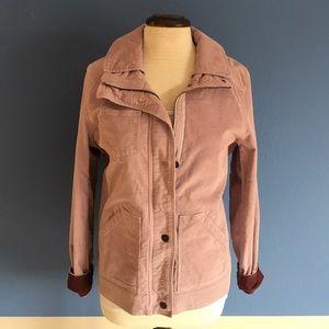 Eddie Bauer Jackets & Blazers - Eddie Bauer Lavender Corduroy Jacket
