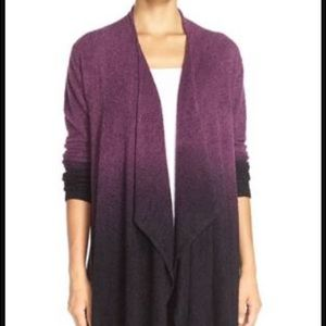 Barefoot Dreams Sweaters - 🎉1 LEFT🎉BAREFOOT DREAMS OMBRÉ CARDIGAN