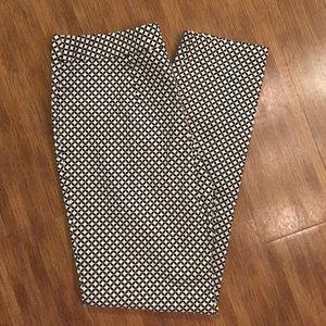 Covington Pants - Patterned dress pants