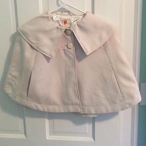 Anthropologie Jackets & Blazers - Tulle brand capelet