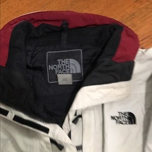 Reserved.North face women vintage coat.