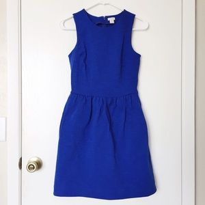 J. Crew Factory Dresses & Skirts - J.Crew Factory ponte fit-and-flare dress size XS