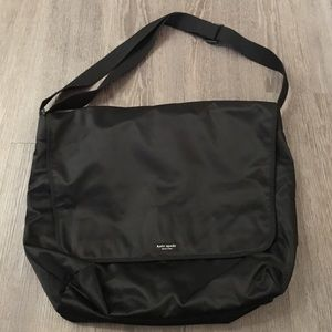 Kate Spade Black Laptop Bag