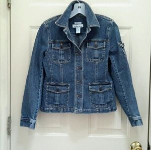 Reduced...Jones New York Denim Jacket