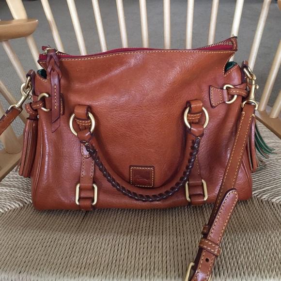 5f364c1d1c4 Dooney   Bourke Handbags - Dooney   Bourke Florentine Medium Satchel
