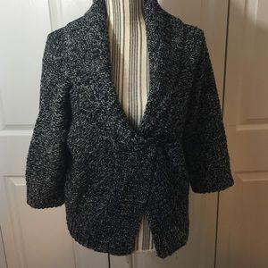 Zara Button Sweater