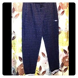 PINK Victoria's Secret Pants - BROOKLYN® JOGGERS L GRAY CHARCOAL COLOR GYM PANTS