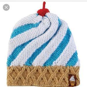 Neff Accessories - Neff ice cream beanie knit hat