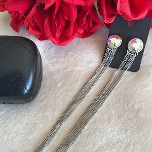 ✨New✨Fringe Connection Tassel Earrings